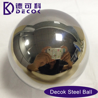 6 inch gazing ball water feture sphere