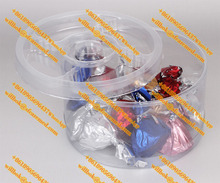 Plastic cookie packaging container/Sugar tray/cookies packing boxes