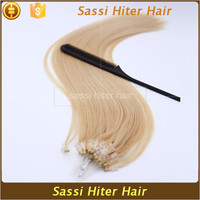 Best Sale Top Quality European Micro Ring Loop Hair Extensions