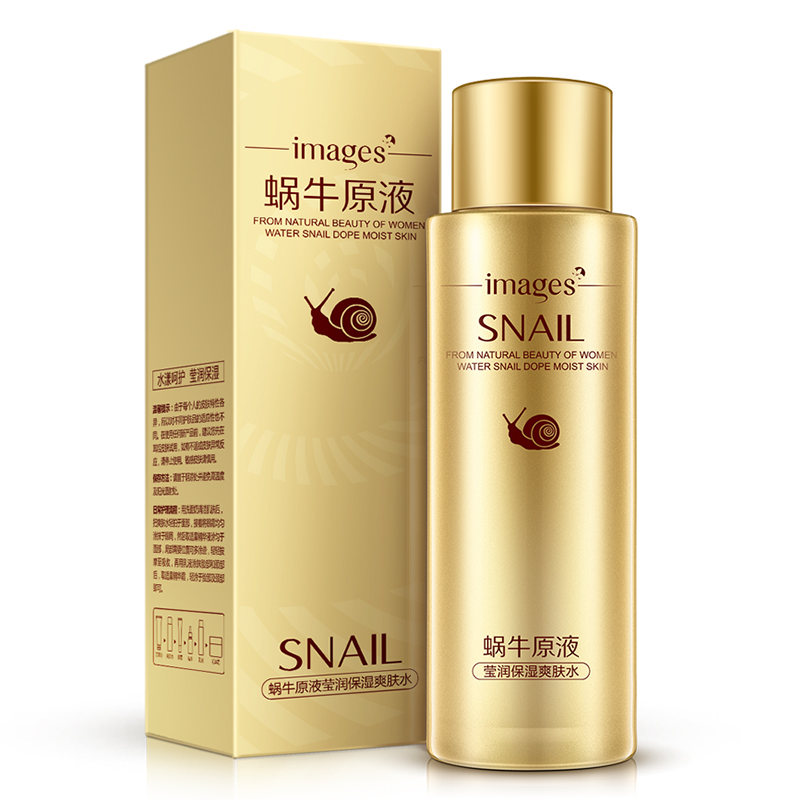 Images natural beauty of women water snail moist skin lotion