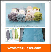 Outlet blankets stock baby fleece blanket closeout deals 40904c
