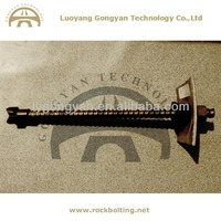 Gongyan self-drilling hollow bar anchor bolts and nuts