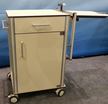 Hospital Mobile General Bedside Cabinet with ISO Approved Factory Sales