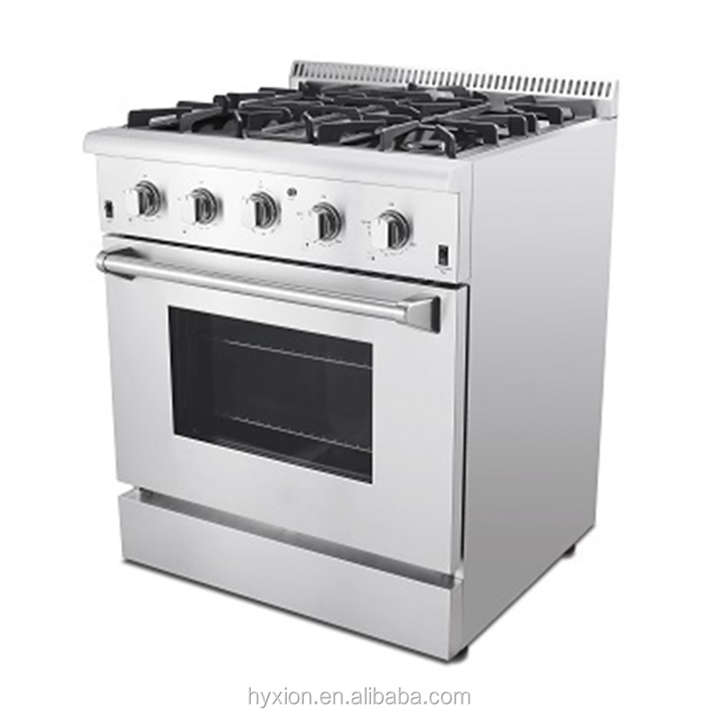 4 gas burner, Free-standing gas cooker,cooking ranges, oven, gas,electric