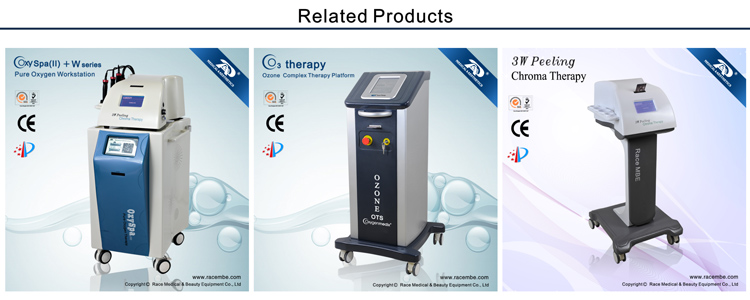 Tighten Facial beauty machine oxygen jet peel machine for skin care with CE & ISO13485
