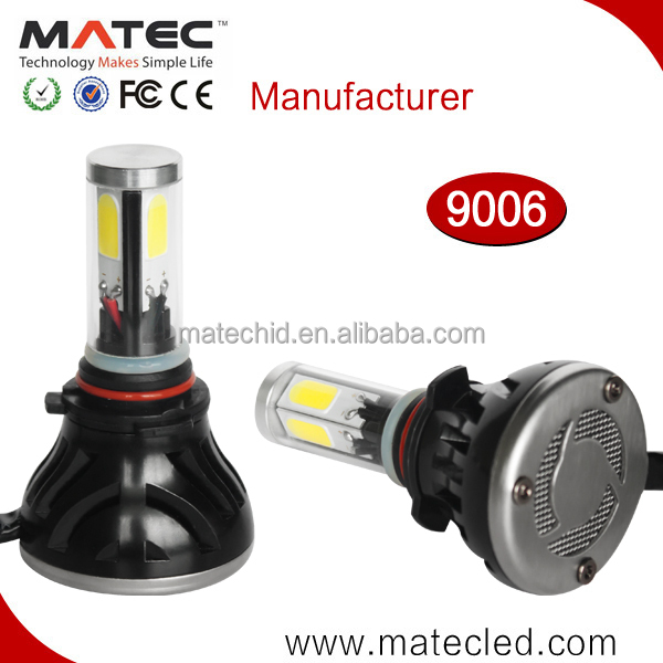 MATEC led conversion lamp H1 H3 H4 H7 H8 H9 H10 H11 H13 9004 9005 9006 9007 9008 led headlight kit