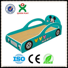 2014 new Guangzhou kids bus bed,cheap kids car bed for sale QX-B6703