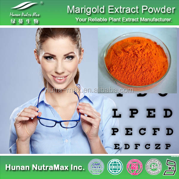 Eyesight Protecting bulk lutein and zeaxanthin , lutein zeaxanthin , lutein powder