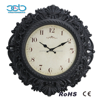 Digital Decorative Wall Clock With Quartz Clock Movement