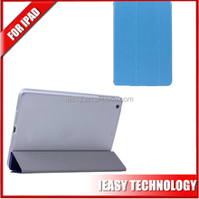 New Product for ipad air leather smart cover flip smart case for new ipad mini