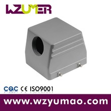 WZUMER HE32 32Pins Male Female 16A 500V V0 Waterproof Heavy Duty Machinery Connector