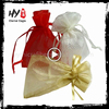 Brand new jewelry organza lace gift bags