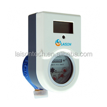 Stepped Tariff Contactless Card Prepaid Water Meter