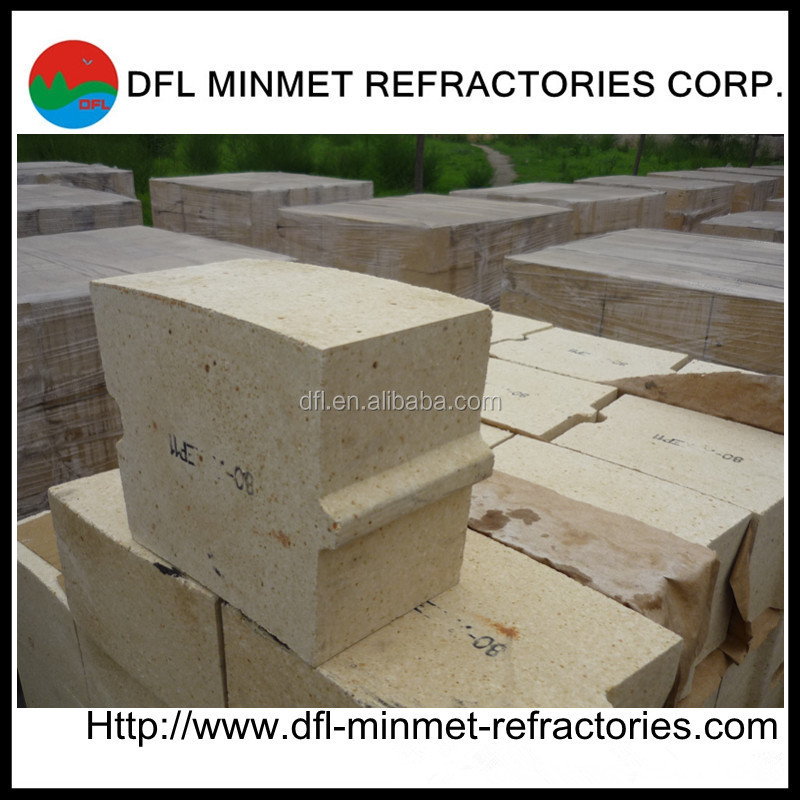 High alumina refractory bricks for ladle