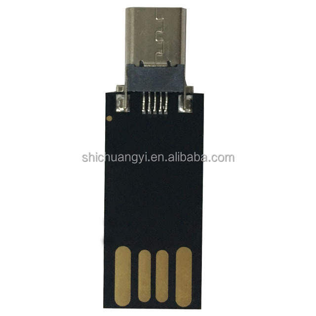 Android OTG USB Flash Drive 8G 16G 32G USB Flash Drive Chip real capacity