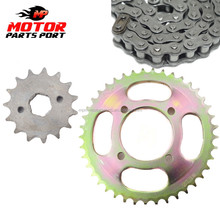 O-Ring Drive Motorcycle Chain Sprockets Kit for honda CBR600F4i 2001-2006