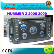 touch screen 2 din car dvd/gps navigation for hummer h3