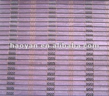 Double deck wood blinds with reasonable price