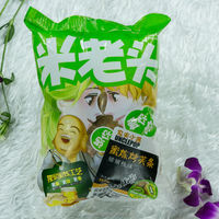 Chinese traditional pastry kiwi fruit flavor 150g kao fu tiao