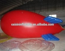 Outdoor custom advertising inflatable RC Blimp/helium blimp