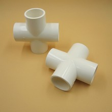ANSI UPVC Cross Pipe Joint