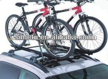 car roof top carrier for mountain bike,car roof rack for road bike