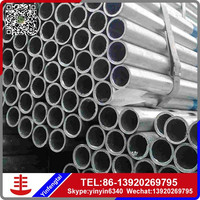 oil and gas Round l pipe sleeve 4 inch galvanized steel pipes