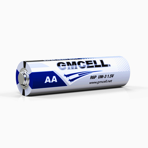 1.5V Zinc Carbon UM3 AA R6P Super Heavy Duty Dry Battery