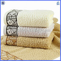 high quality promotion towel/stock lot towels