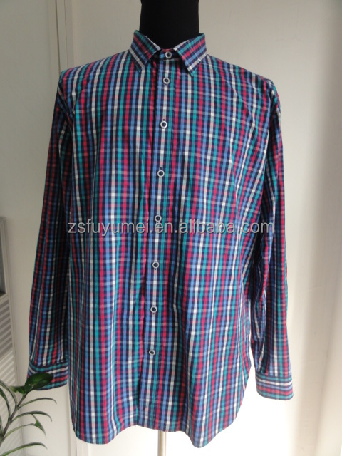 pictures of casual dress for men,wholesale clothing,mens casual shirt 2014 new style