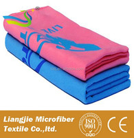 good quality popular Microfiber promotional sporting towel