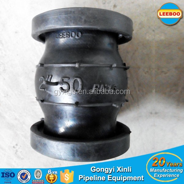 20 inch Single sphere synthetic rubber expansion joint with low price