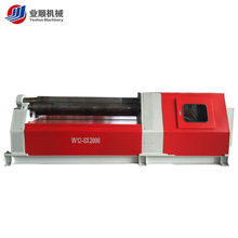 hydraulic CNC 4 rolls bending roller & 4 roller rolling machine