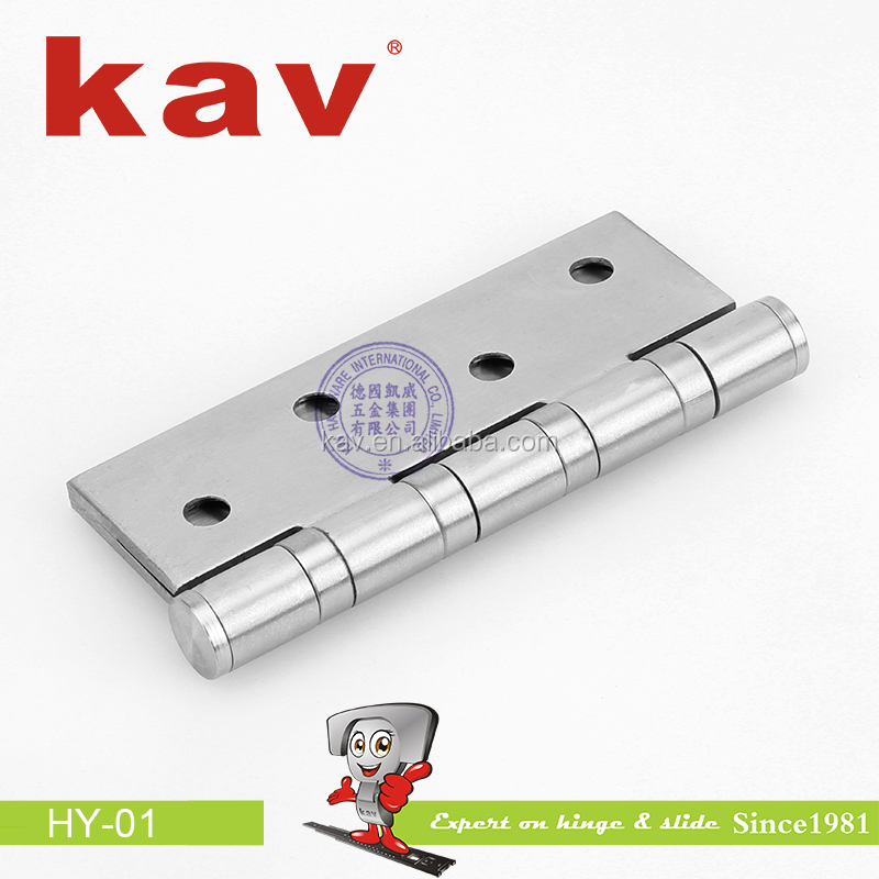 fashion high quality hardware stainless steel hinges furniture door offset hinge (HY-01)