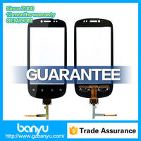 Good quality lcd display digitizer touch screen for huawei c8850