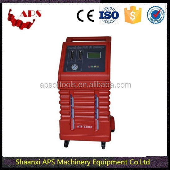 Auto-transmission flush and exchange machine ATF-5800