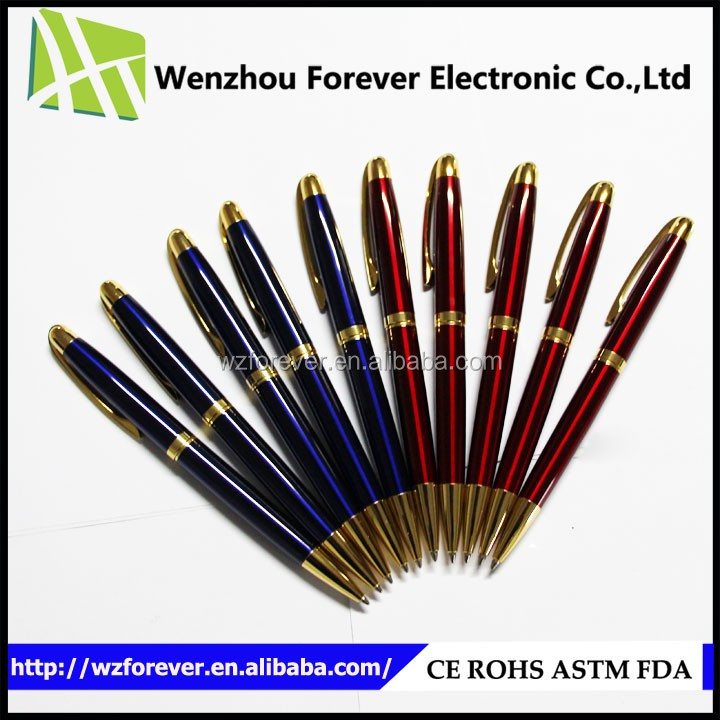High Quality Heavy Metallic Promotional Ball Pen