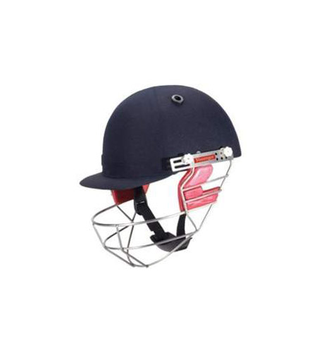 Navy Blue Color Cricket Helmets