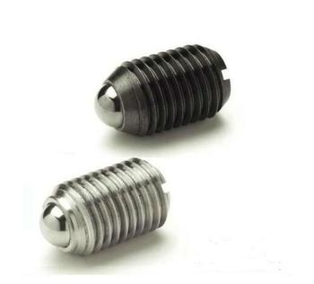 threaded fastener screw /stainless steel ball spring plungers