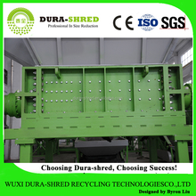Dura-shred good performance aluminum cans shredder recycling
