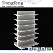 double side design metal display stand for sale