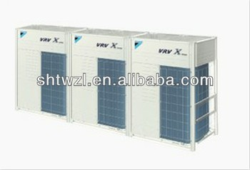 VRV-X system R410a central air conditioning outdoor unit