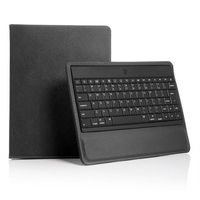 Bluetooth Keyboard Case Stand Cover PU Leather For iPad 2 3 4 4th Black