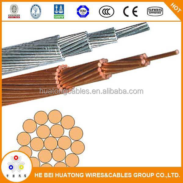 ACSR Sparrow Steel Reinforced overhead bare conductor