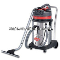 CB30 industrial stainless steel wet and dry vacuum cleaner/ Chaobao 60L water and dust sucking cleaner tool