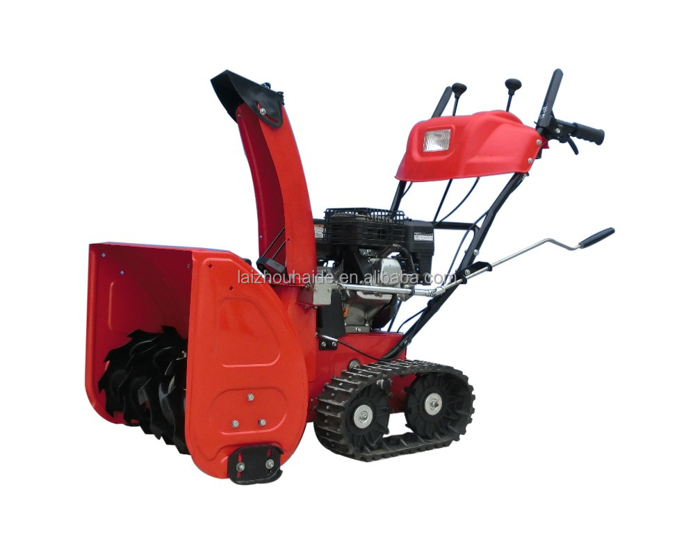 13 Hp CE Snow Thrower with Loncin engine/389 cc Snow Removal Machine