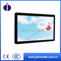 21.5 inch 1080P wall mount lcd display indoor digital signage buy lcd tv,USB/SD card plug &play lcd display