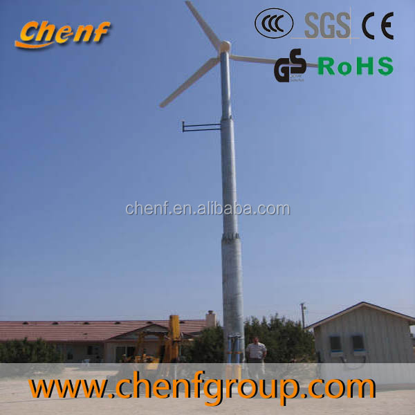 China Exporting 100KW Home Wind Turbine Generator/Home Wind Turbine System/Home Wind Power System