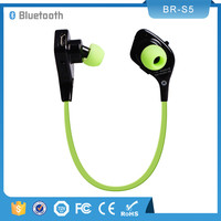 2016 Consume electronics upper bass good sound Sport and Shower wireless bluetooth headset earphone