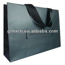 Large Size Luxury Paper Clothes Packaging Bag with Your Own Logo